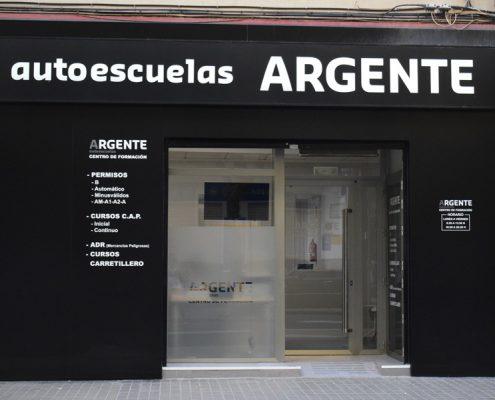 Autoescuelas Argente - Centro Joaquin Costa - Valencia