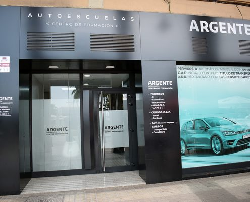Autoescuelas Argente - Centro JJ Domine